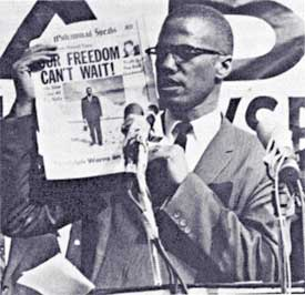 cointelpro and the assassination of malcolm x essay Malcolm x was one of cointelpro's main some people suspect it was involved in his 1965 assassination in malcolm x: first-person essays.