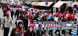 Lisbon, Portugal. Jan. 24.