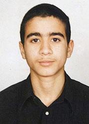 Scarborough Ontario Omar Khadr | RM.