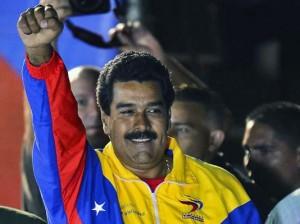 ¡Maduro, presidente!