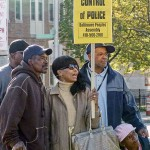 East Baltimore, Oct. 13 at Peoples Assembly for Justice for Anthony Anderson.WW photo: Joseph Piette