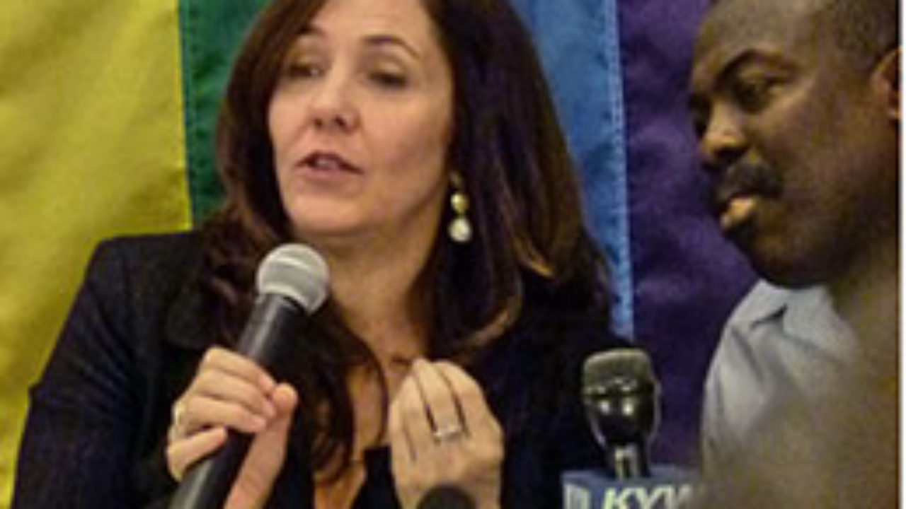Cuba's Mariela Castro receives LGBT Equality Award – Workers ...