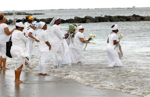 Ancestors of the Middle Passage