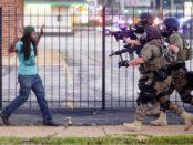 'Hands up, don't shoot', Ferguson, Mo.