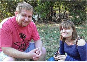 Denis Levin and Svetlana Licht.