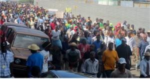 Port-au-Prince, Nov. 25.Photo: Daniel Tercier, Haïti Liberté