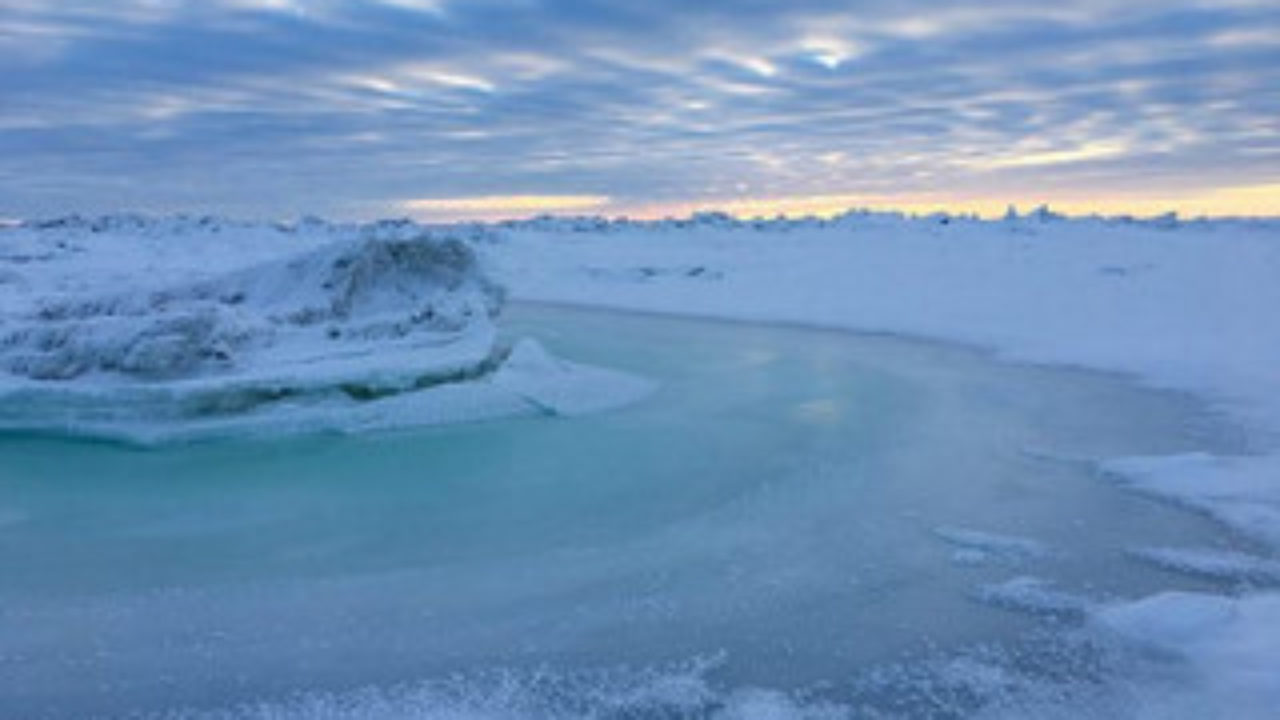 Impact of global warming on Arctic community in Nome, Alaska