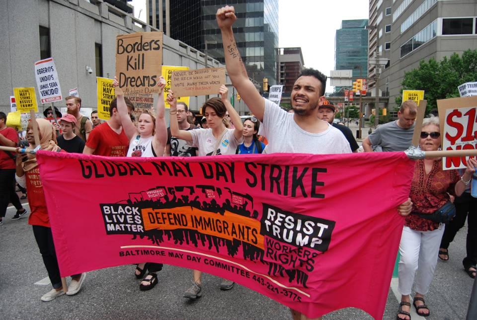 Baltimore-May-Day