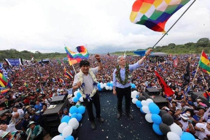 Bolivians eject coup regime, and Evo Morales returns