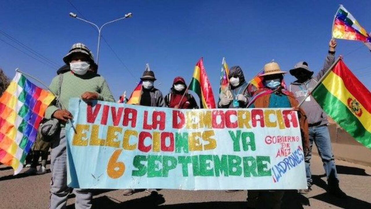 Morales Party S Success Uproots Bolivia Election Workers World