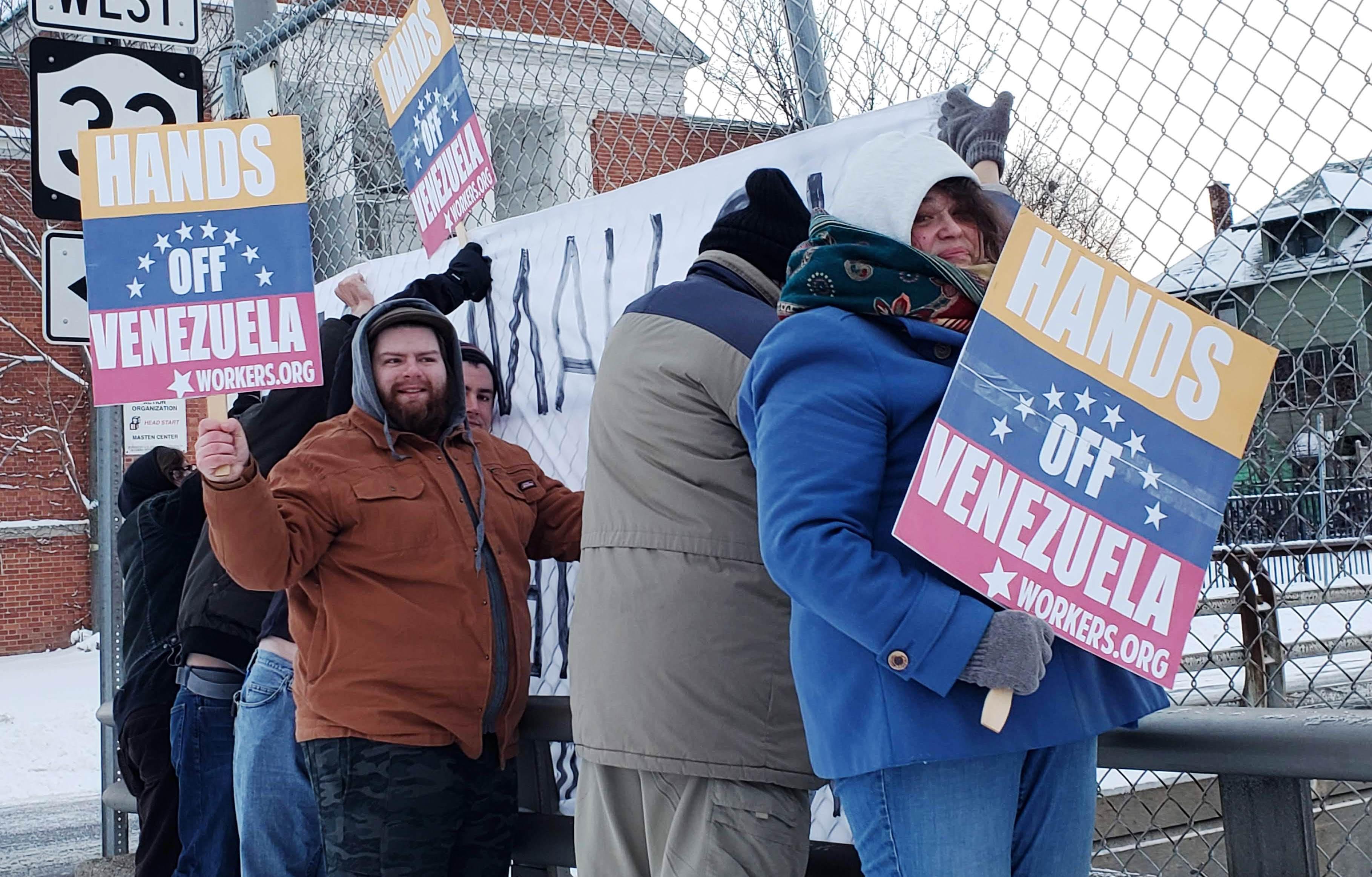 Buffalo Jan. 25 demo