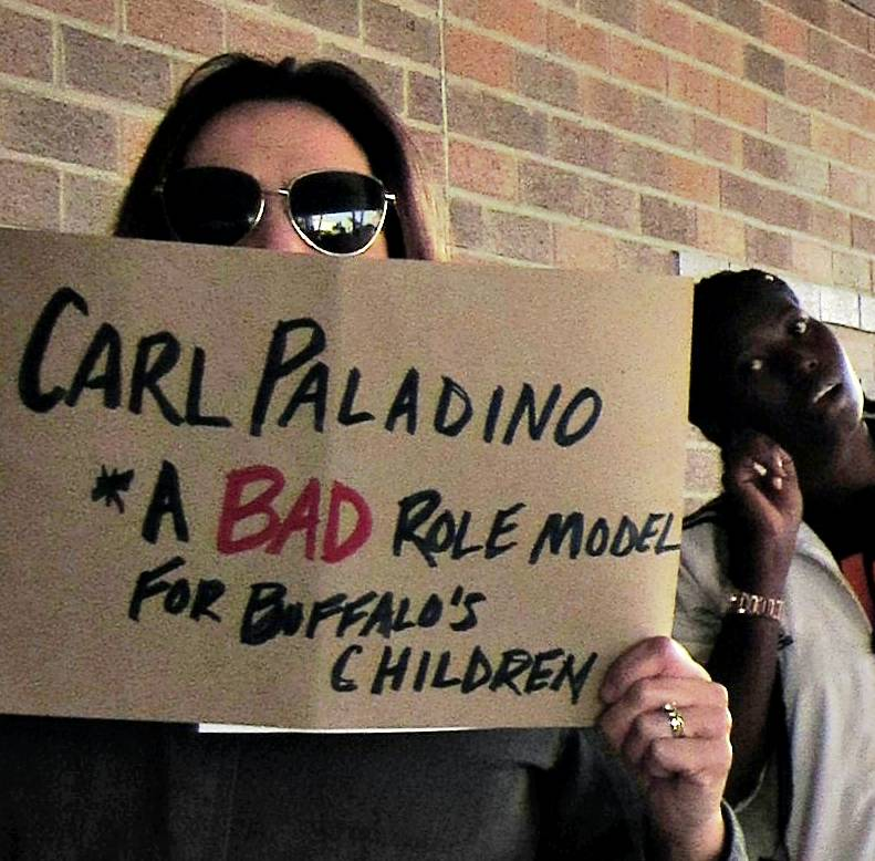 Image result for Carl Paladino Must Go
