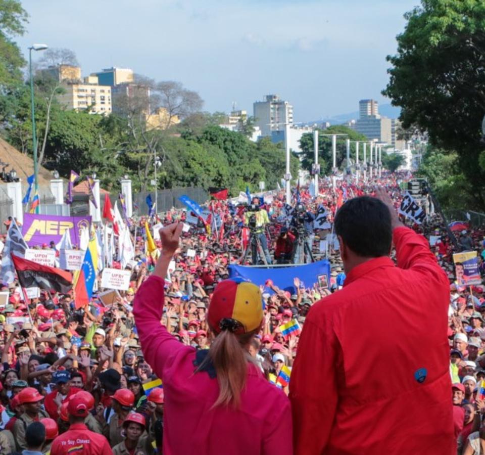 Caracas-maduro-1-de-mayo_PeoplesDispatch
