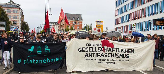 Chemnitz-march