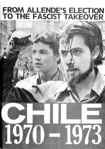 Book Cover: Chile 1970-1973