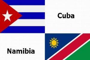 Cuba-Namibia