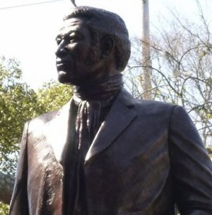 Denmark Vesey monument in Charleston, S.C.