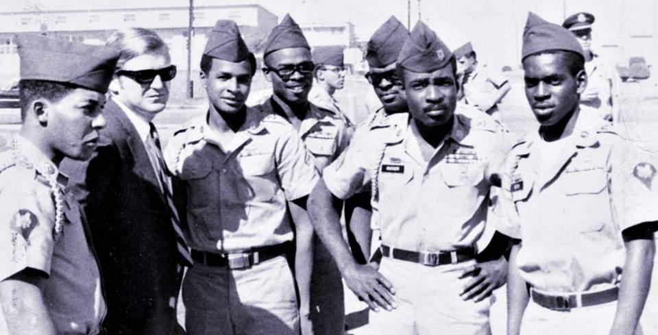 August 1968 – Fort Hood, Texas, Black GIs resist 'riot