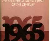 Book Cover: Indonesia 1965: The Second Greatest Crime of the Century