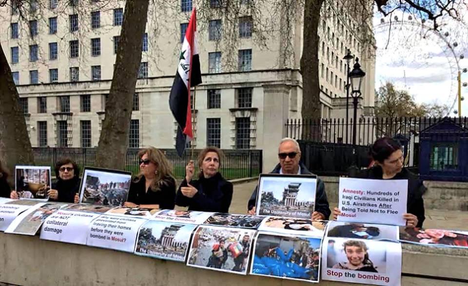 Iraqi-women-in-London
