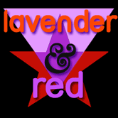 Book Cover: Lavender & Red