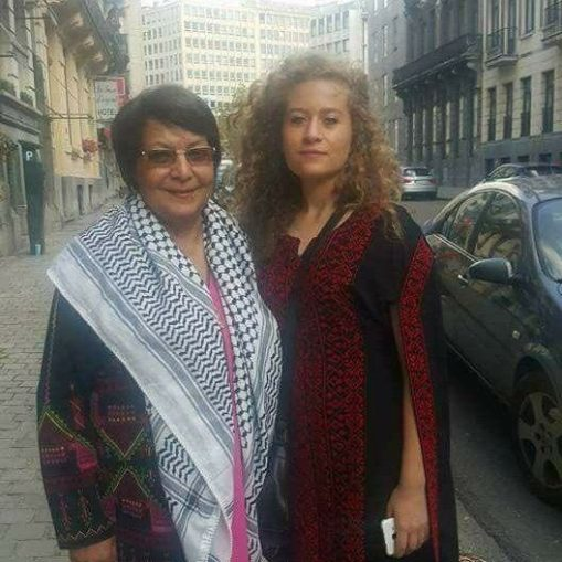 Ahed Tamimi released: 'I hope for the liberation of