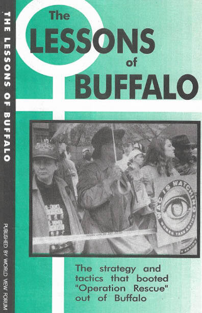 Book Cover: The Lessons of Buffalo