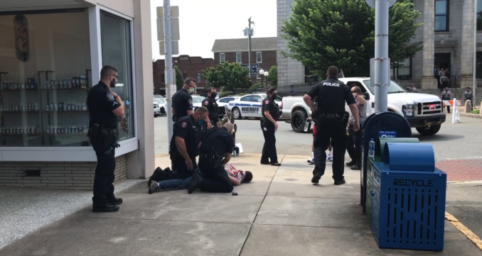 COVID, cops and white supremacy in N.C.