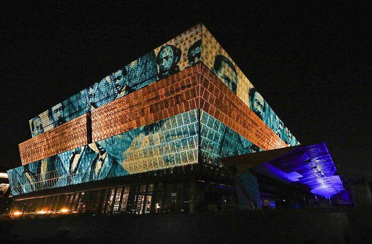 African American Museum Of History And Culture To Open In Dc