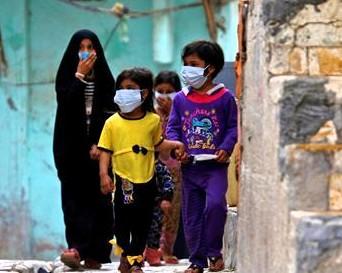 Surviving a pandemic under siege
