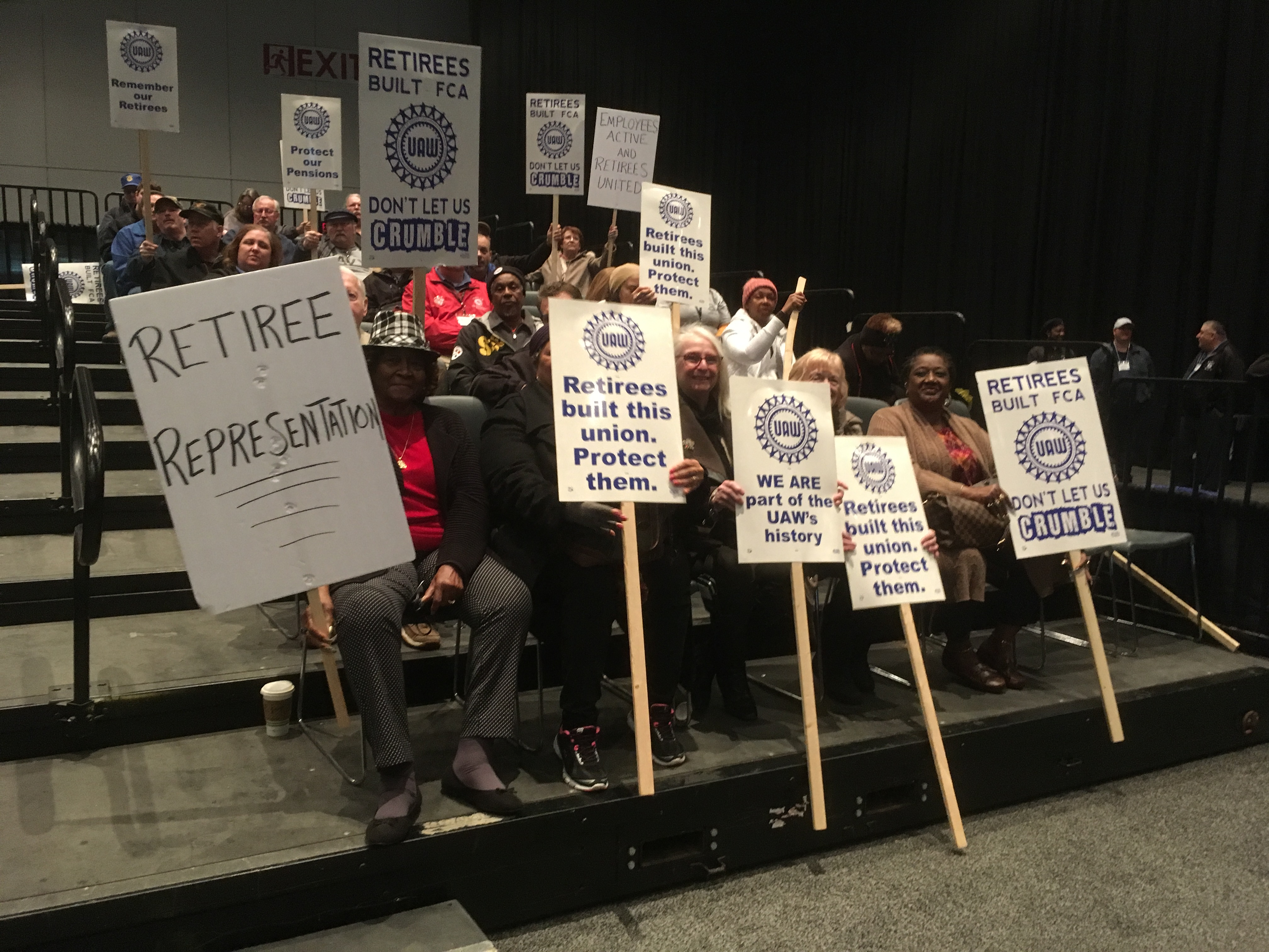 Workers, retirees call for better contracts – Workers World