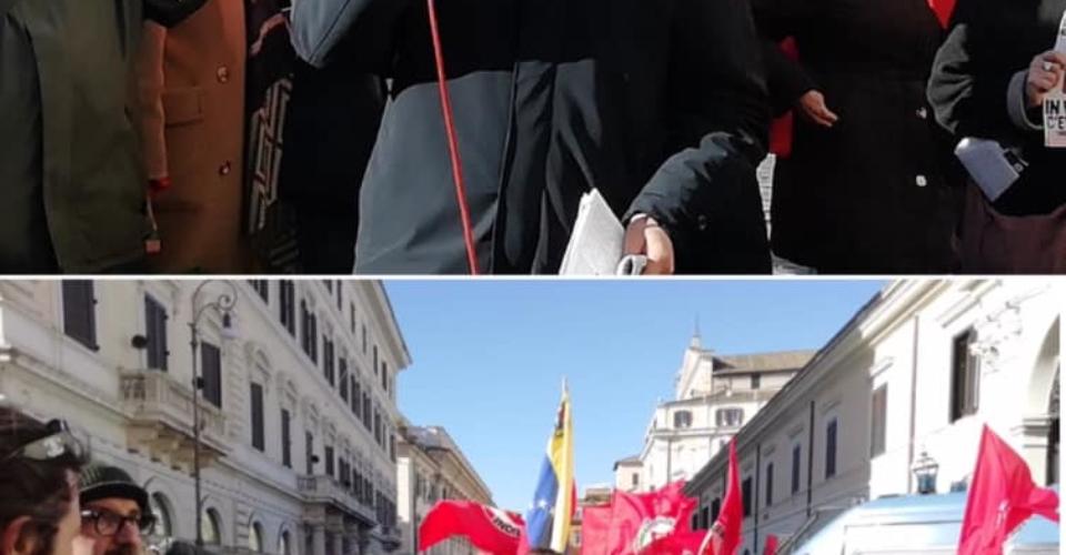 Venez-demos-Rome