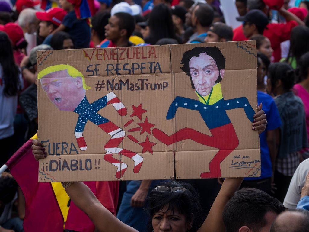 Es posible un bloqueo naval de EE.UU. contra Venezuela? – Workers World
