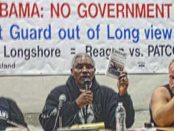 Forum examines rank & le longshore struggle