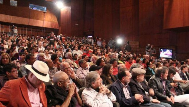 Network of Intellectuals, Artists and Social Movements in Defense of Humanity.Photo: teleSURtv.net
