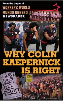 Book Cover: Why Colin Kaepernick is right