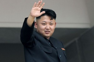 Kim Jong-un of the DPRK.