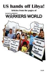 Book Cover: U.S. hands off Libya!