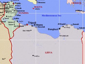 libya_tunisia_map