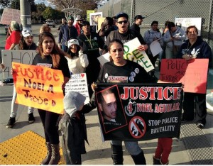 Rally assails police killings