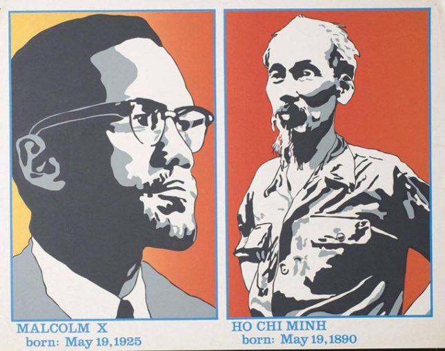 Black Liberation and the Vietnamese struggle