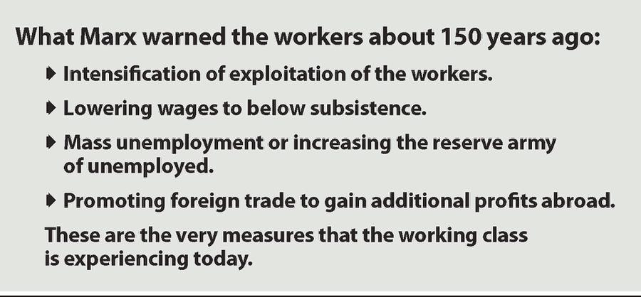 Slowdown, unemployment plague world capitalism – Workers World