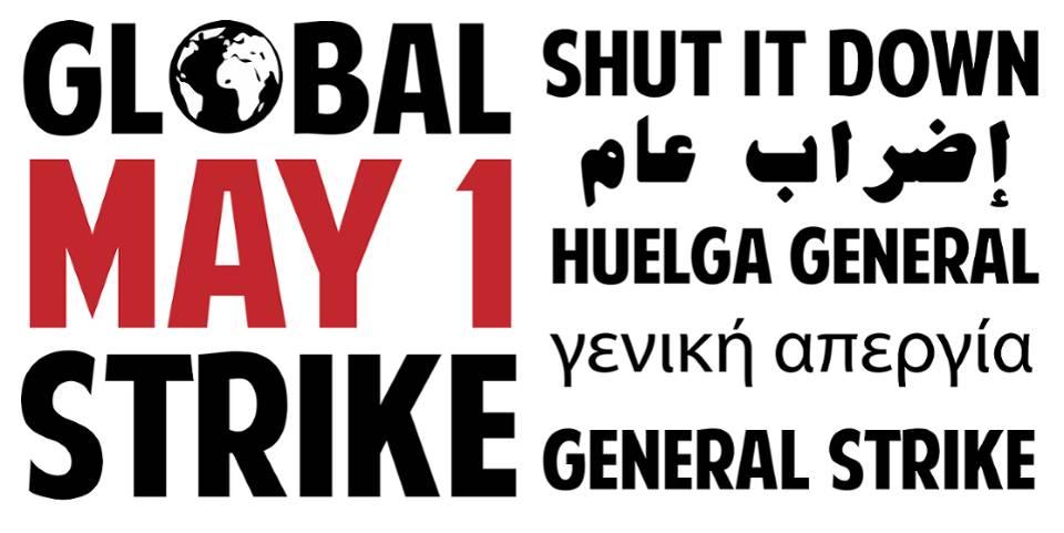 May 1 Global Strike