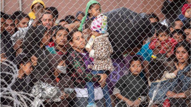 Trump Escalates Fascist War On Migrants With Indefinite
