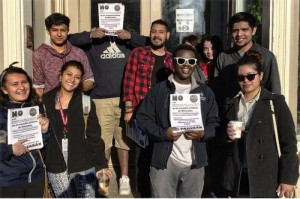 Members of Youth Empowered in the Struggle (YES) fight takeover of Milwaukee schools by Wall Street.