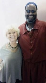 Suzanne Ross visited Mumia Abu-Jamal on Nov. 27.