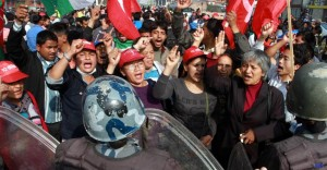 Earlier this month, millions of Nepal's workers poured into the streets as they conducted a nationwide general strike.
