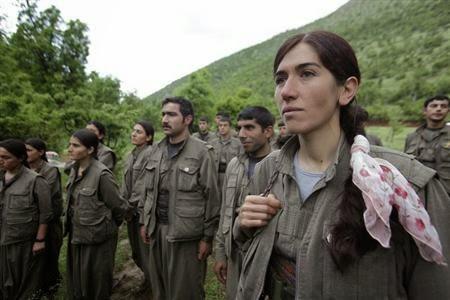 The PKK.