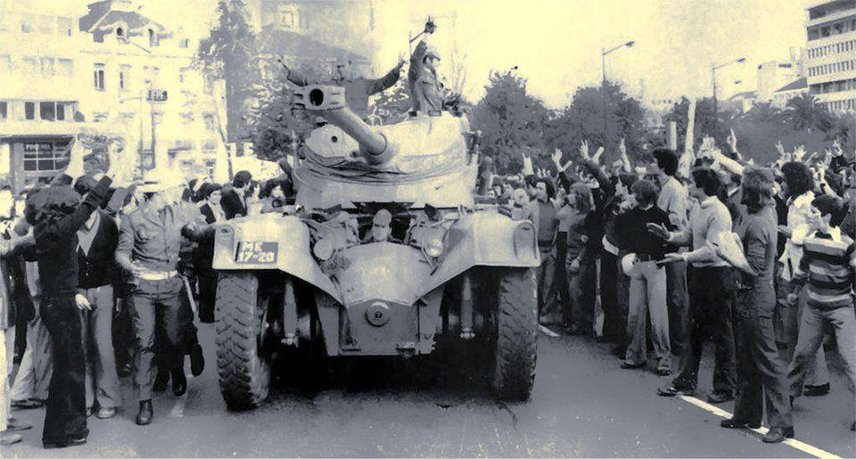 African liberation struggles drove Portugal's April 1974