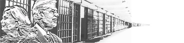 Prison cell bars